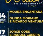 """""""Noites de Verão"""" trazem três espetáculos à Praça da República"""