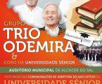 Novo ano letivo da Universidade Sénior de Alcácer do Sal assinalado com concerto