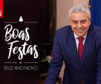 Presidente do Município de Elvas deseja as Boas Festas