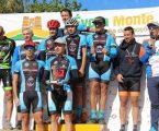 O Cicloclube BTT de Elvas participou na 5ª e última prova do Trofeu Zonas dos Mármores