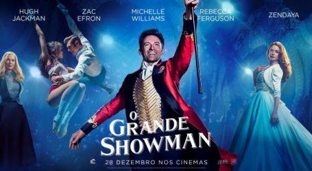 CINEMA NO TBR: O GRANDE SHOWMAN