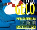 O concelho de Redondo convida todos os interessados a visitar a Pista de Gelo.