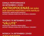 O encerramento do Artes à Rua – Festival de arte pública promovido pela Câmara de Évora