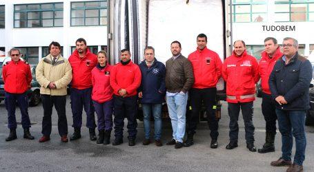 Empresas oferecem colchões aos Bombeiros de Elvas