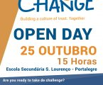 OPEN DAY do Projeto Recognize & Change