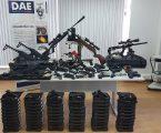 """""""PSP prende mais 3 traficantes de armas."""""""