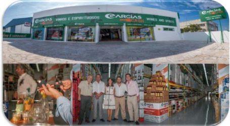 GARCIAS inaugura Garcias Cash em Évora