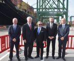 Porto de Sines recebe Secretário da Energia dos EUA