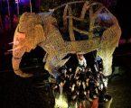 """Évora: A Viagem do Elefante"""" é um espetáculo de Teatro de Rua"""