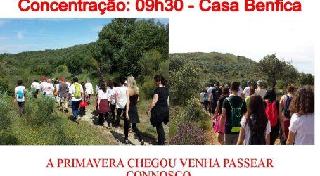Passeio Primavera Casa Benfica Elvas