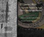"""Moura: Percurso Temático da Água """"Do Castello até Pisões"""""""