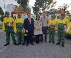 Portalegre – Apresentação da Brigada de Sapadores Intermunicipal