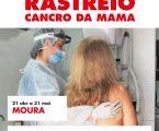 Rastreio gratuito do cancro da mama no concelho de Moura