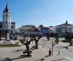 Município de Reguengos de Monsaraz assinou o contrato para as obras de requalificação da Praça da Liberdade
