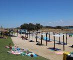 Praia fluvial de Monsaraz recebe iniciativa SUPerar para mostrar que o desporto é para todos