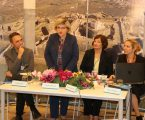 Elvas: Programa Erasmus em reunião de trabalho no Forte da Graça