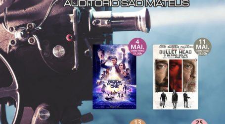 Elvas: Quatro filmes em exibição no Auditório São Mateus no mês de maio