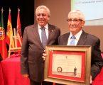 Ramón Rocha Maqueda recebeu Medalha de Ouro de Elvas