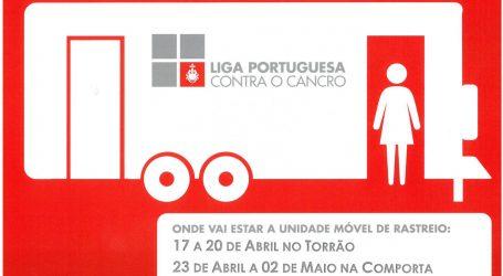 Rastreio do Cancro da Mama avança para a 6ª volta no concelho de Alcácer do Sal