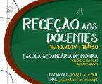 Câmara Municipal de Moura dá as boas-vindas aos Professores