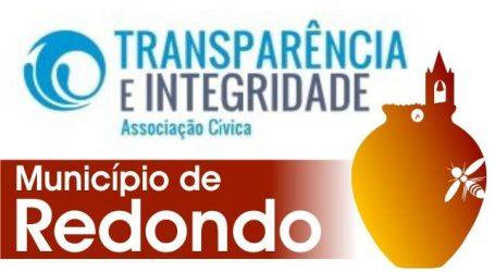 Redondo subiu acentuadamente no Índice de Transparência Municipal 2017