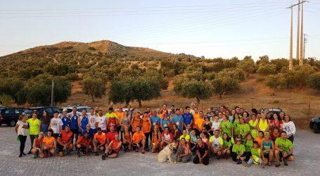 IALBAX – Night Run Verão 2018 – Rota do Forte da Graça.