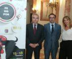 Elvas: Sérgio Ventura na apresentação da 29ª edição da Fehispor