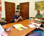 Câmara de Évora assinou contrato da empreitada de Requalificação e Modernização da EB de S. Mamede
