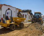 Município de Moura investe 125 mil euros na remodelação da rede de águas e repavimentação