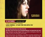 Espetáculo com Sara Correia é momento alto das Comemorações do Dia do Concelho em Grândola