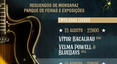 Segunda Edição do Reguengos Wine & Blues Fest em Reguengos