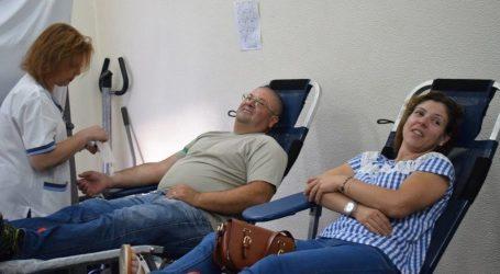 Seis dadores de sangue estrearam-se em Avis