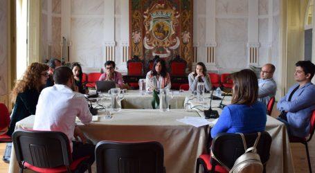 Sessão do Diagnóstico Juvenil do Concelho de Évora