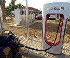 Super-carregadores da Tesla chegam a Alcácer do Sal