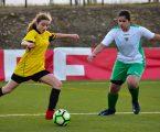 (AFP) Selecção Sub-14 de Futebol Feminino faz história em Castelo Branco