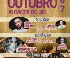 Três dias de festa em Alcácer do Sal com a Feira Nova de Outubro'