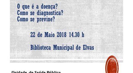 """Elvas: Sessão de esclarecimento sobre """"Um Caso de Doença dos Legionários"""""""