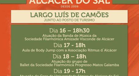Universidade Sénior de Alcácer do Sal celebra 9º aniversário