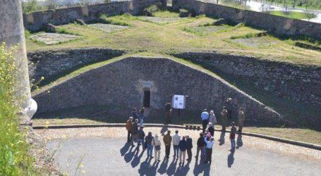 MUSEU MILITAR DE ELVAS: VISITA À CONTRAMINA NA FORTIFICAÇÃO ABALUARTADA