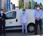 APPACDM de Elvas recebeu viatura movida a gás