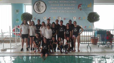 CLUBE ELVENSE DE NATAÇÃO (CEN) PRESENTE NO XXXVII MEETING INTERNACIONAL CIDADE DE BADAJOZ E XXVII MEMORIAL FRANCISCO