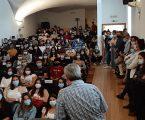 Escola Superior Agrária de Elvas Auditório cheio marca início do ano letivo para novos alunos
