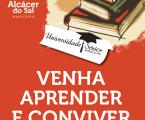MATRÍCULAS NA UNIVERSIDADE SÉNIOR DE ALCÁCER DO SAL DECORREM ATÉ FINAL DO MÊS