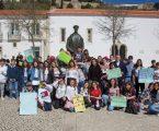 Jovens protestaram em Alcácer do Sal pelo aquecimento global
