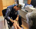 Rastreios do pé diabético tiveram hoje início em Alcácer do Sal