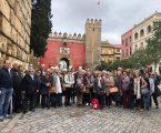 Alunos da Universidade Sénior de Alcácer do Sal cumpriram viagem inesquecível a Sevilha