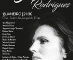 Amália Rodrigues homenageada com espetáculo em Elvas