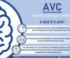 DIA NACIONAL DO DOENTE COM AVC -ACIDENTE VASCULAR CEREBRAL
