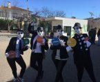 """Projeto """"MIMA A TUA ESCOLA"""" em intervenção na Escola Secundária D. Sancho II"""