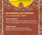 Dia Mundial do Turismo – Arraiolos
